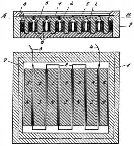 Blatthaller-Patent