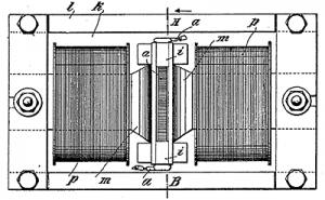 Bandlautsprecher-Patent