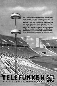 Telefunken-Löschstrahler 1936