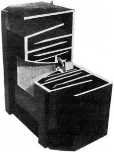 RCA-Kombinationstrichter