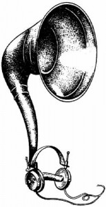 Kopfhörer-Trichter
