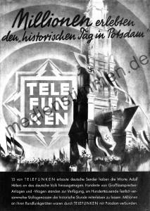 Telefunken-Werbung