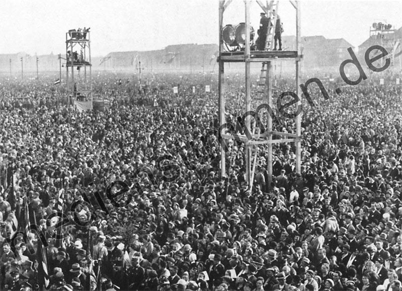 Tempelhofer Feld 1933