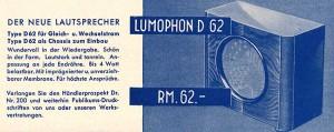 Lumophon-Lautsprecher